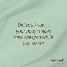 Collagen is one of the most important components of healthy skin and your body makes it while you sleep! Make sure to get at least 7 hours of sleep for optimum collagen production! Go on and get to bed! #WorldSleepDay2021 #sleepwell #skincare #collagen 7 Hours Of Sleep, Pie Dish, Healthy Skin, Collagen, Deserts, Skincare, How To Get, Make It Yourself, Lifestyle