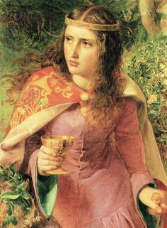 Eleanor Was Married Twice to T. is listed (or ranked) 1 on the list 16 Facts That Prove Eleanor of Aquitaine Was Not to Be Messed With Queen Eleanor, Louis And Eleanor, Cardiff Museum, Pre Raphaelite Paintings, Eleanor Of Aquitaine, John Everett Millais, William Waterhouse, Plantagenet, Queen Of England