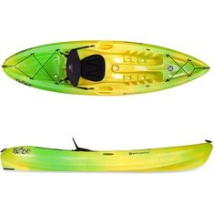 I want my own kayak SO badly!  Perception Tribe 9.5 Sit-On-Top Kayak