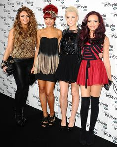 little mix | Little Mix - InStyle Awards 10th Anniversary gallery -