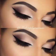 Beautiful soft look #bruiloft #make-up