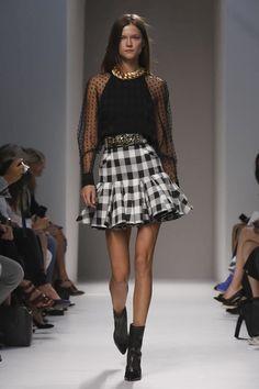 Balmain #PFW #Fashion #RTW #SS14 http://nwf.sh/18rRbSk