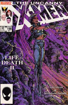 Uncanny X-Men Volume 1  #198