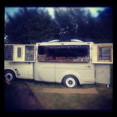 Vw Transpoter Vintage Catering Van