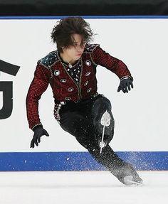 男子ショートプログラムでジャンプに失敗する無良崇人=26日、長野市のビッグハット ▼26Dec2014時事通信 無良「攻めの姿勢で」=全日本フィギュア http://www.jiji.com/jc/zc?k=201412/2014122600786 #Takahito_Mura #Big_Hat_Nagano #Japan_Figure_Skating_Championships_2014 ◆Japan Figure Skating Championships - Wikipedia http://en.wikipedia.org/wiki/Japan_Figure_Skating_Championships