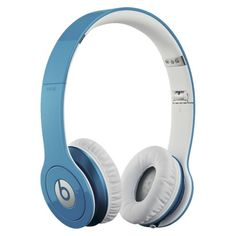 Beats by Dr. Dre Solo HD Over-Ear Headphones - Sky Blue (900-00065-01)