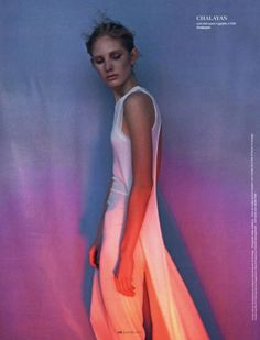 2019 year look- Chalayan hussein ad campaign