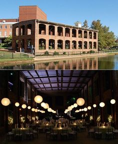 Venue Ideas  Wyche Pavilion - Behind the peace center downtown Greenville SC  my wedding venue if I lived here