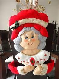 com - Chelines Christmas Sewing, Felt Christmas, Christmas Projects, All Things Christmas, Christmas And New Year, Christmas Holidays, Christmas Decorations, Xmas, Christmas Ornaments