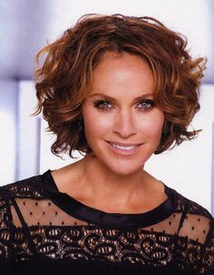 amy brenneman curly hair - Google Search