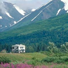 Near Anchorage Alaska. I love this photo; it reminds me of going camping/fishing on the Kenai.