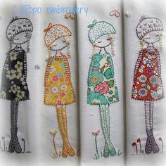 Lillipopo lavender girls