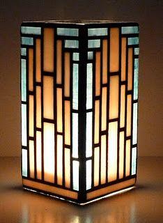 Art Deco skyscraper vase