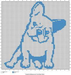 Cross Stitch Heart, Beaded Cross Stitch, Cross Stitch Animals, Modern Cross Stitch, Cross Stitch Embroidery, Embroidery Patterns, Cross Stitch Patterns, Pug Cross, Cross Stitch Silhouette