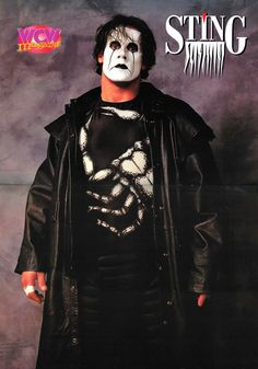 The Franchise Of WCW Sting