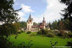 Istoria Artei: Castelul Peleș - dragoste la prima vedere