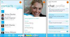 Download Skype v.1.0.0.0 For Windows Phone