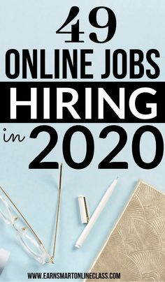 Find the right online jobs from home can be hard if you don't know where to look. But worry no more! I have compiled a list of of over 49 work from home jobs that you can use to make money online this year. Learn how to earn money from home the right way! Work From Home Companies, Online Jobs From Home, Work From Home Opportunities, Home Jobs, Online Work, Jobs Uk, Legit Work From Home, Legitimate Work From Home, Work From Home Tips