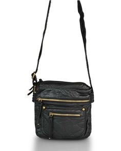 So vintage! love it! Washed Out Sling Mini by Nu-G $39.99