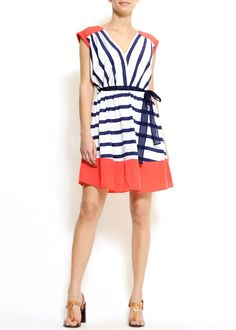 my favorite stripes, mixed up a bit, #Mango