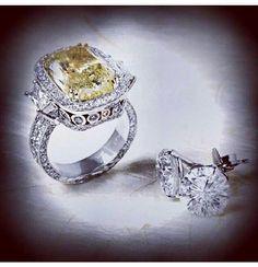 Canary & Diamonds!!!