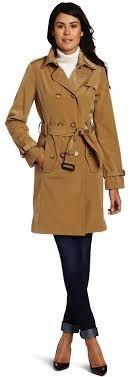 Best Anne Klein Women's Ines Rain Coat, Khaki, Large Blue Raincoat, Amazon Clothes, Autism Shirts, What Should I Wear, Best Black Friday, Anne Klein, Autumn Fashion, My Style, Womens Fashion