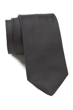 BOSS HUGO BOSS - Small Dot Silk Tie is now 44% off. Free Shipping on orders over $100.