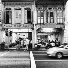 Singapore retro