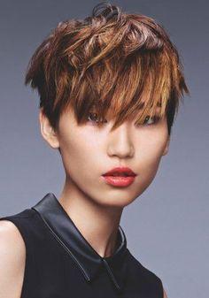 20 coupes de cheveux dégradées - Marie Claire: