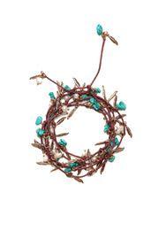 ;Leaves Bracelet