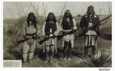 Geronimo and boys!