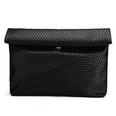 Women Knitted Clucth Bag Evening Bag