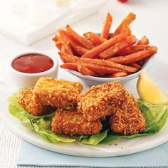 Croquettes de poulet (sans poulet!) - Recettes - Cuisine et nutrition - Pratico Pratique