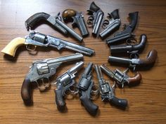 Ammo and Gun Collector: Gun Collections Pictures