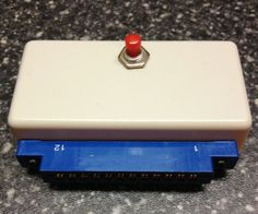User Port Reset Switch for Commodore 64 128 and Vic 20