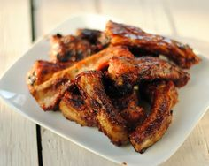 End of Summer BBQ Ribs