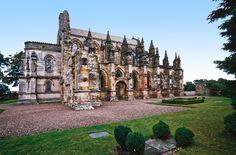rosslyn chapel Bemused Backpacker