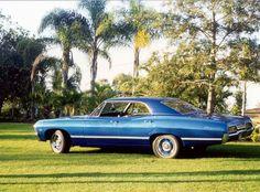 '67 Impala 4 door hardtop