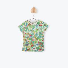 Jungle T-Shirt by Arsene