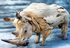 Tony Fredriksson's driftwood sculptures   fun funny funny pics