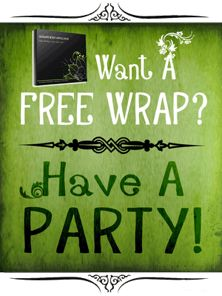 If you want to try this crazy wrap thing get 5 friends together and host a wrap party! Get yours for free!