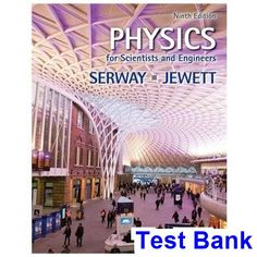 Smtb 15 smtb14 on pinterest physics for scientists and engineers 9th edition serway test bank test bank solutions manual fandeluxe Gallery