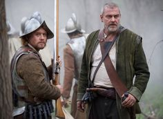 ray stevenson saints and strangers - Google Search