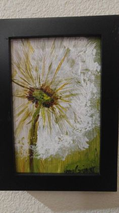 Check out this item in my Etsy shop https://www.etsy.com/listing/490608042/dandelion-study