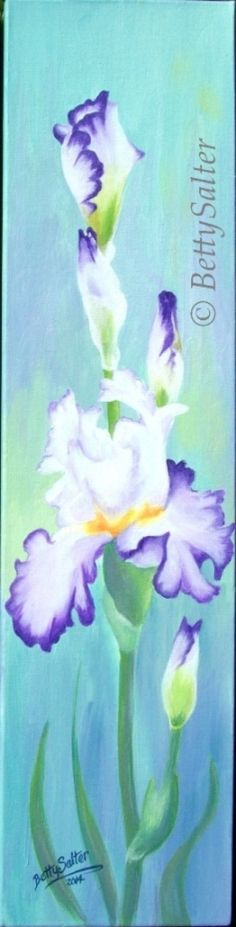"""Iris Magic"" #Artmosfair"