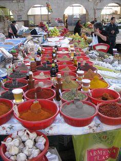 Yerevan market