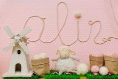 Little lamb party