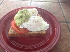 Pouched Eggs with Multi Grain Toast Avocado Puree Avocado Toast, Grains, Eggs, Breakfast, Fitness, Recipes, Food, Morning Coffee, Recipies