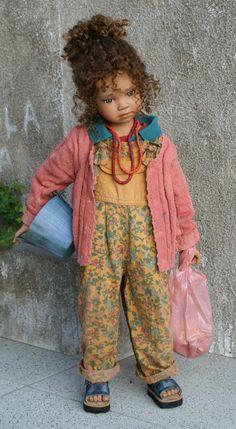 Arlene's Dolls - Angela Sutter Dolls.