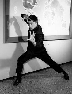 abdominais bruce lee | Bruce Lee - Taringa!